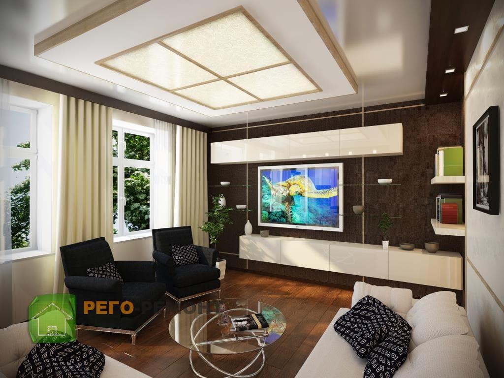 Смета на ремонт однокомнатной квартиры 40 кв м