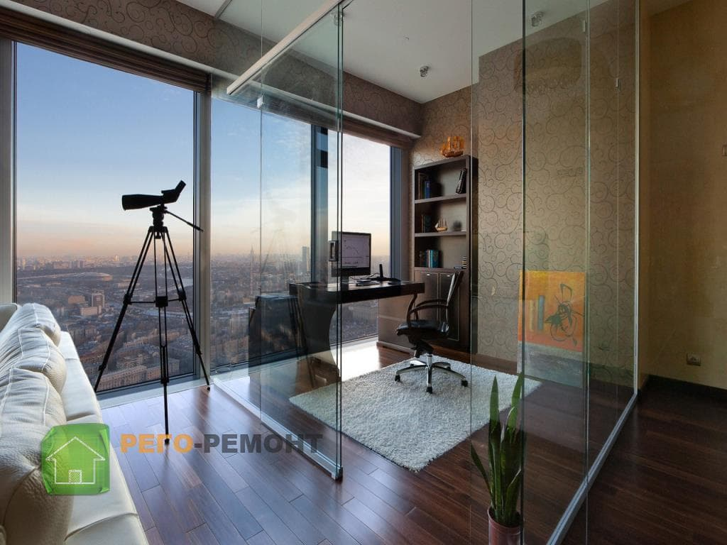 Фото квартир с дизайн проектом